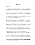Luận văn : NGHIÊN CỨU LÊN MEN ACID ACETIC BẰNG DỊCH ÉP TRÁI ĐIỀU part 2