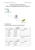 Hướng Dẫn Thực Hành Winform  - phần 7 Thiết kế và xây dựng phần mềm theo mô hình 3 tầng xử lý