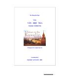 Văn học Nga - Chương 1