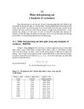Giáo trình -Phân tích số liệu bằng R - chương 11-12
