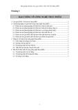 Bài giảng - Các quá trình cơ bản chế biến thực phẩm -chương 1