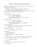Giải bài tập máy điện - Chương II Động cơ không đồng bộ ba pha