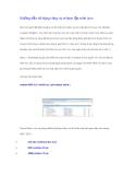 Hướng dẫn sử dụng công cụ eclipse lập trình java