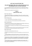 Luật về kinh doanh bất động sản