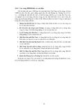 Bài giảng bảo tồn đa dạng sinh học part 6