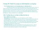 Bài giảng nguyên lý cắt gọt gỗ : Chuẩn bị và nâng cao chất lượng dao cụ cắt gọt gỗ part 1