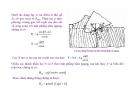Bài giảng nguyên lý cắt gọt gỗ : Lực và hình thái phoi trong cắt gọt cơ bản part 2