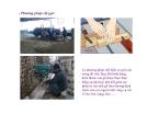 Bài giảng nguyên lý cắt gọt gỗ : Lý luận chung quá trình cắt gỗ part 2