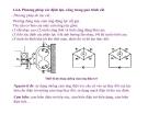 Bài giảng nguyên lý cắt gọt gỗ : Lý luận chung quá trình cắt gỗ part 6