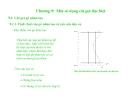 Bài giảng nguyên lý cắt gọt gỗ : Một số dạng cắt gọt đặc biệt part 1