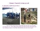 Bài giảng nguyên lý cắt gọt gỗ : Nguyên lý và công cụ xẻ gỗ part 1