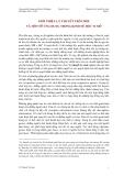 KINH TẾ VI MÔ - Lý thuyết trò chơi Phần 1