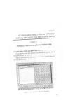 Giáo trình tự động hóa tính toán thiết kế chi tiết máy - Chương 11&12