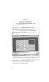 Giáo trình tự động hóa tính toán thiết kế chi tiết máy - Chương 15&16
