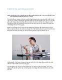 Ăn tại bàn làm việc - Nguyên nhân gây tăng cân nhanh