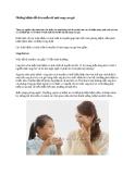 Những bệnh dễ di truyền từ mẹ sang con gái
