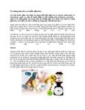 Tác dụng phụ của các thuốc giảm béo