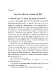 Giáo trình cung cấp điện_Chương 3_Lựa chọn phương án cung cấp điện