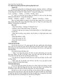 GIÁO TRÌNH : THỰC TẬP SINH HÓA part 3