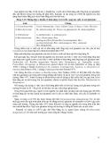 Giáo trình : CÔNG NGHỆ SẢN XUẤT MÌ CHÍNH VÀ CÁC SẢN PHẨM LÊN MEN CỔ TRUYỀN part 3