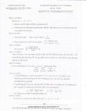 Đề thi thử toán - ĐHSP lần 4 năm 2011