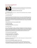 kỹ năng phỏng vấn - trả lời câu hỏi