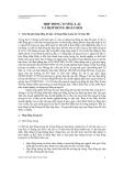 Phân biệt hợp đồng tương lai và hợp đồng hoán đổi