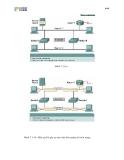 Giáo trình hình thành thông điệp định tuyến và báo lỗi TCPIP trong cấu hình catalyst switch p5