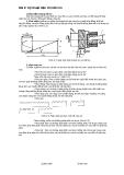 Bài II: Kỹ thuật tiện chi tiết ren