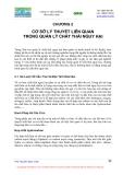 Giáo trình chất thải nguy hai : CƠ SỞ LÝ THUYẾT LIÊN QUAN TRONG QUẢN LÝ CHẤT THẢI NGUY HẠI part 1