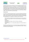 Giáo trình chất thải nguy hai : ĐỊNH NGHĨA, NGUỒN GỐC VÀ PHÂN LOẠI CHẤT THẢI NGUY HẠI part 2