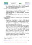 Giáo trình chất thải nguy hai : THU GOM LƯU TRỮ VÀ VẬN CHUYỂN CHẤT THẢI NGUY HẠI part 2