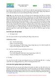 Giáo trình chất thải nguy hai : CÁC PHƯƠNG PHÁP XỬ LÝ CHẤT THẢI NGUY HẠI part 4