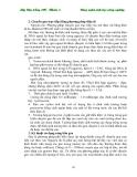 Giáo trình : Kỹ thuật nhân giống in vitro part 5