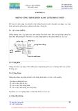 Giáo trình thiết kê hệ thống thoát nước : Những công trình trên mạng lưới thoát nước