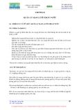 Giáo trình thiết kê hệ thống thoát nước : Quản lý mạng lưới nước thải