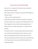 10 nguyên tắc vàng trước khi khởi nghiệp