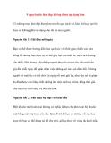 9 nguyên tắc làm đẹp không được áp dụng bừa