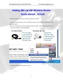 Hướng dẫn cài đặt Wireless Router Tenda W541R