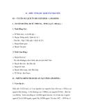 Giáo trình tuyến điểm du lịch Việt Nam - Phần D – TIỂU VÙNG DU LỊCH TÂY NGUYÊN D1 – TUYẾN DU LỊCH TP HỒ CHÍ MINH – LÂM