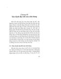 Giáo trình tổ chức kinh doanh nhà hàng - Chương 3