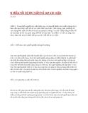 6 điều tối kị khi viết hồ sơ xin việc