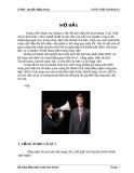 Báo cáo: Kỹ năng lắng nghe trong kinh doanh