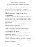 Bài giảng : Kỹ thuật xử lý mẫu phân tích hóa  part 1