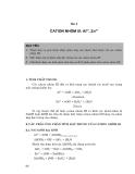 Hóa phân tích : Lý thuyết và thực hành part 3