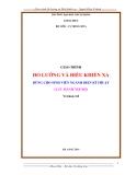 Giáo trình Đo lường và Điều khiển xa part 1