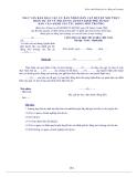 Giáo trình : Đánh giá tác động môi trường part 10
