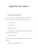 BỆNH NHA CHU – PHẦN 2