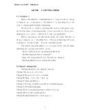 Giáo trình TÀI CHÍNH TIỀN TẾ - Chương 1