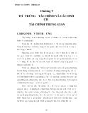Giáo trình TÀI CHÍNH TIỀN TẾ - Chương 5